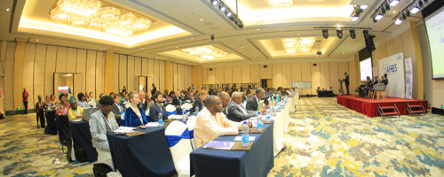 First AHF Summit in Addis Ababa, Ethiopia