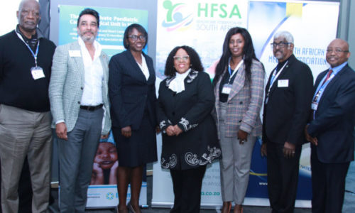 Launch of the Healthcare Federation of South Africa