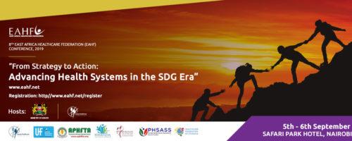 2019: EAHF Conference in Nairobi, Kenya