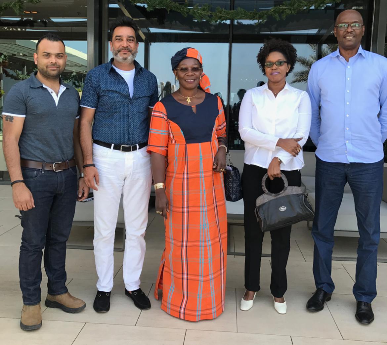 AHBS II, Dakar 2017