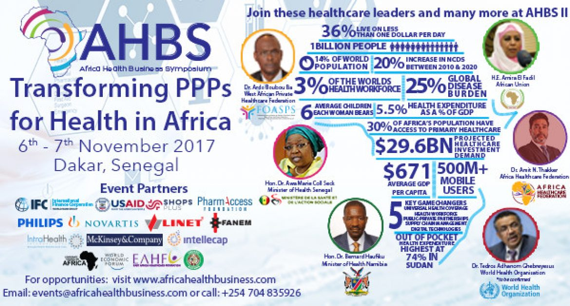 Transforming PPPs for Health in Africa